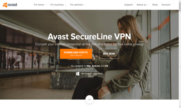 Avast-SecureLineVPN-Website-Splash