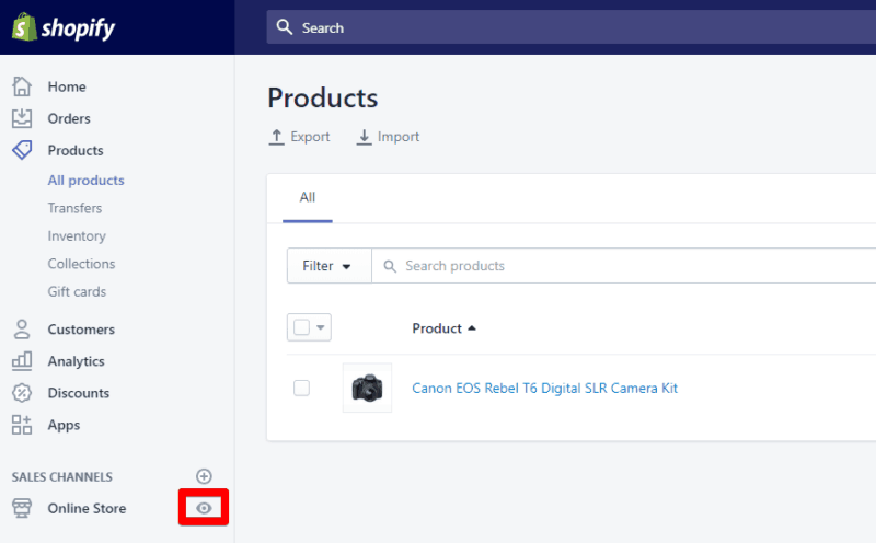 Shopify-Sales-Channel-Preview