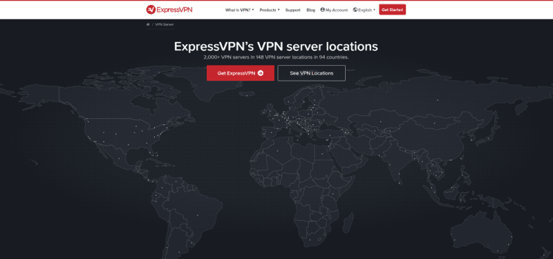 Expressvpn-Review-Server-Standorte