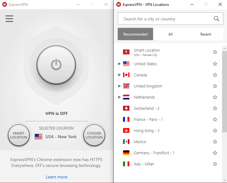 Expressvpn-Review-Server-Navigation