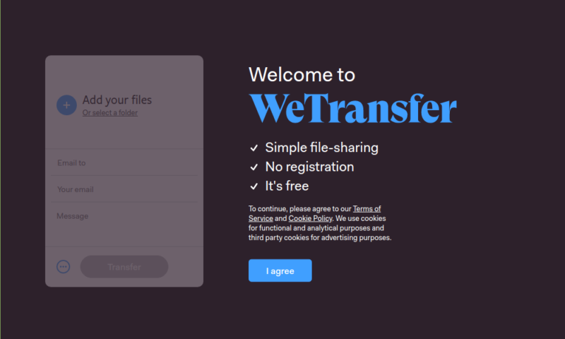 WeTransfer-Large-Files