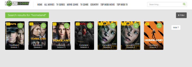 how to to watch-homeeland-putlocker
