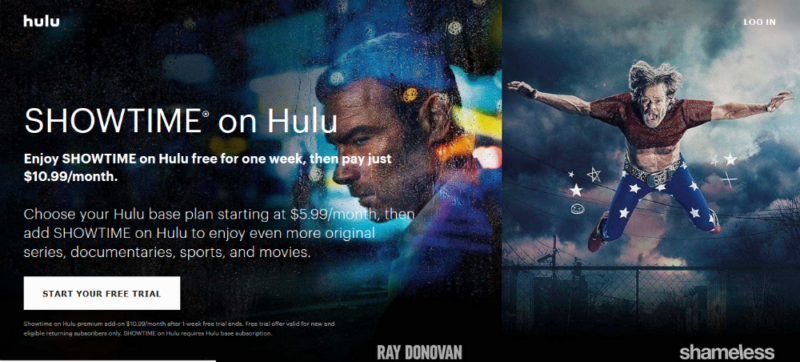 how-to-watch-showtime-hulu