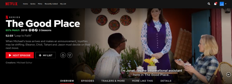 The-Good-Place-Netflix