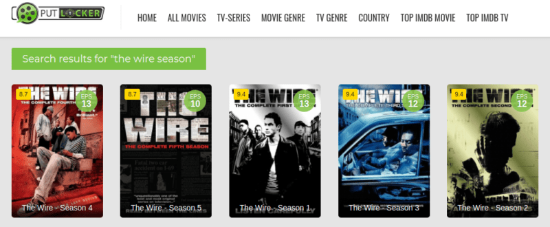 The-Wire-Putlocker