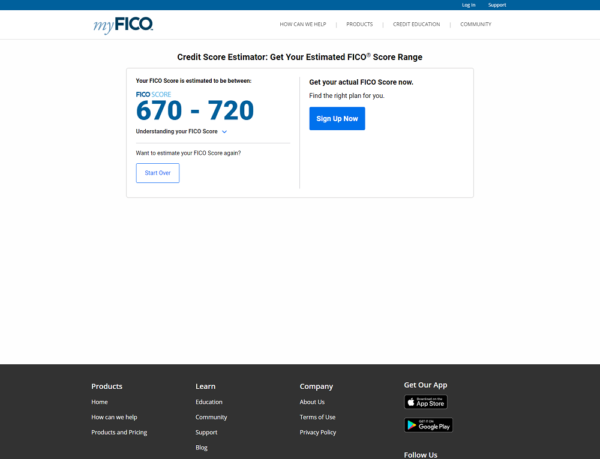 myfico-review-score-estimate