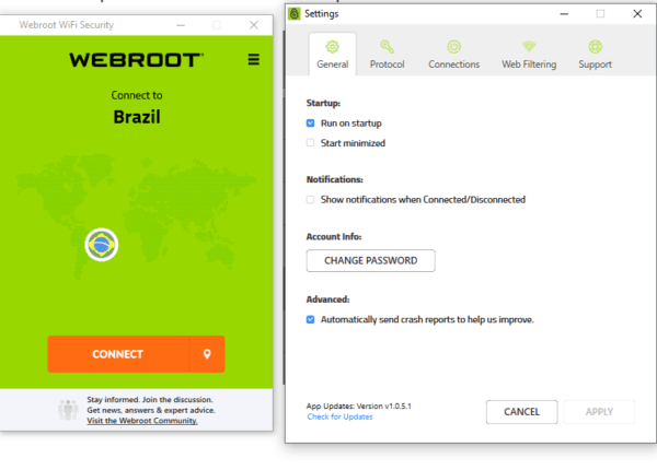Webroot-Wifi-VPN-Security-WebrootSettings
